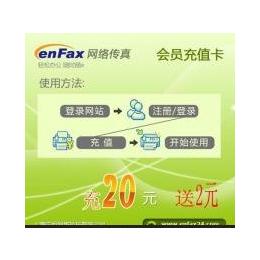 网上发传真就找---EnFax24网络传真