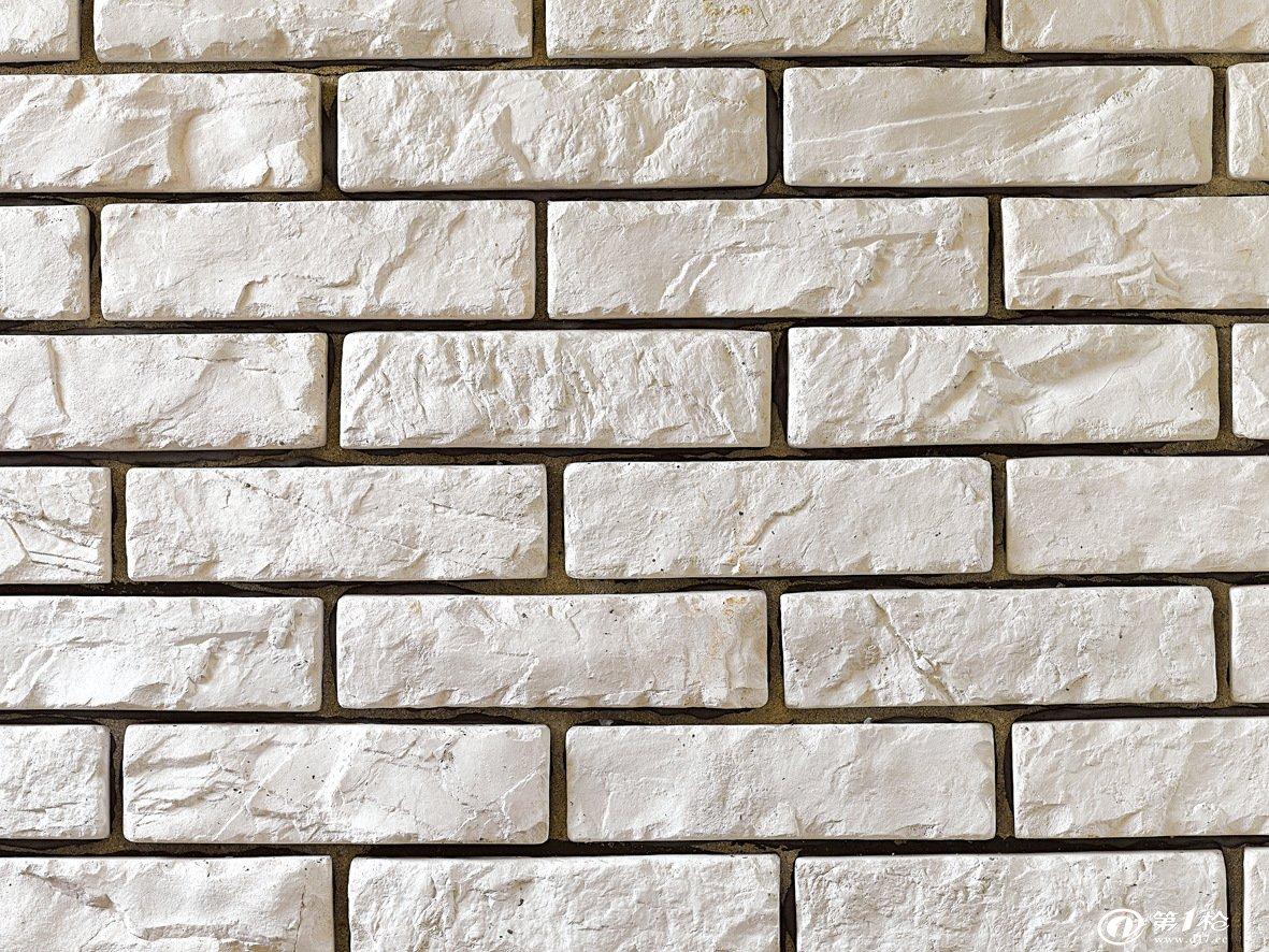 仿古砖 人造文化石 艺术石 外墙砖 白色砖