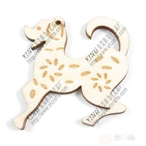 挂件饰品 钥匙饰品,挂件 木吊牌【动物卡通十二生肖】,木制吊牌,木质