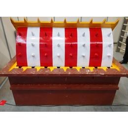 湖北路障机厂家生产批发新品特卖液压路障机
