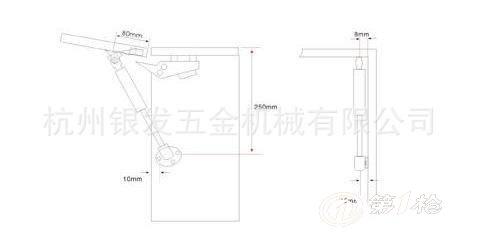 橱柜尺寸结构图
