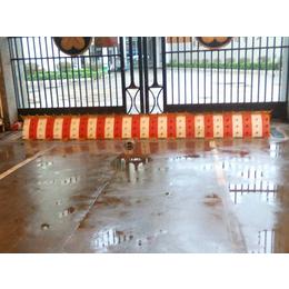 陕西路障机厂家生产批发码头安检专用新品特卖液压翻板路障机