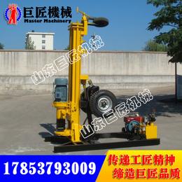 200米气动打井机KQZ-200D气动打井机