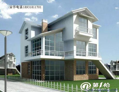 南京轻钢结构住宅/抗震环保房屋/农村房屋改造/龙骨批发基地