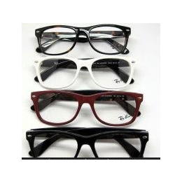 供应雷朋光学眼镜 Ray-Ban眼镜架 学生眼镜 平光板材框架眼镜