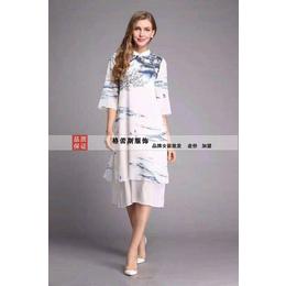 高端卡尼丝真丝 格蕾斯女装 原创品牌女装尾货集中地