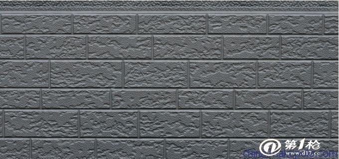 形成如:砖纹,弹涂纹,马赛克,水波纹,木纹,砾石,细石,理石等纹样及色彩