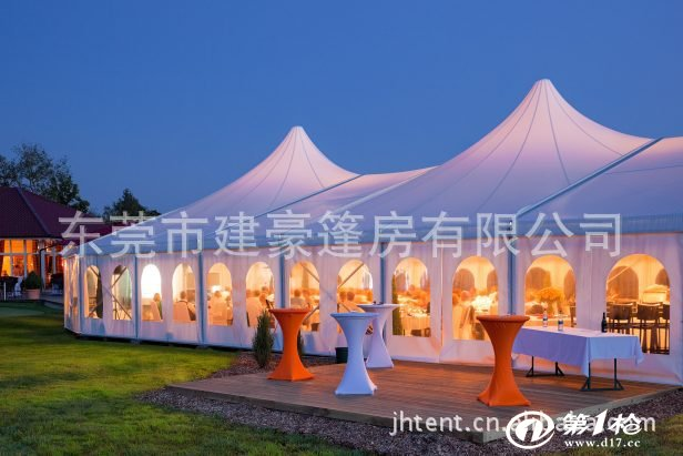 主要产品有欧式帐篷,车展篷房,大型帐篷,铝合金活动篷房,,尖顶篷房,弧