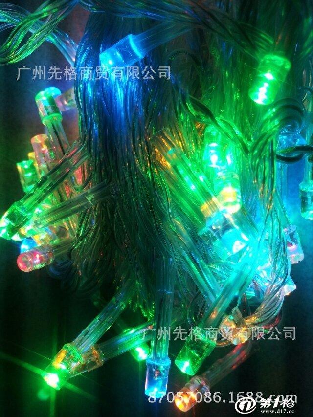 圣誕節裝飾彩燈 串燈_室內裝飾燈