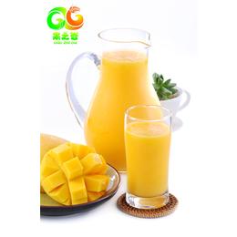 果之谷芒果汁  纯鲜榨取  方便快捷 营养健康
