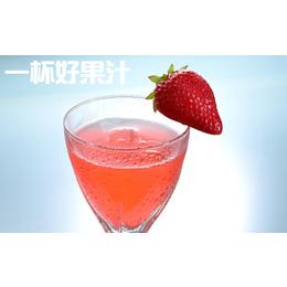 果之谷草莓汁  无添加 更健康