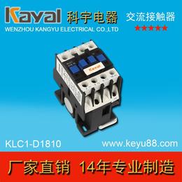 CJX2-1810交流接触器正品直销