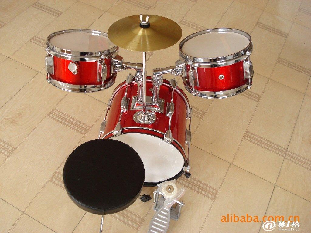 供应儿童架子鼓 打击乐器,玩具乐器,奥尔夫乐器
