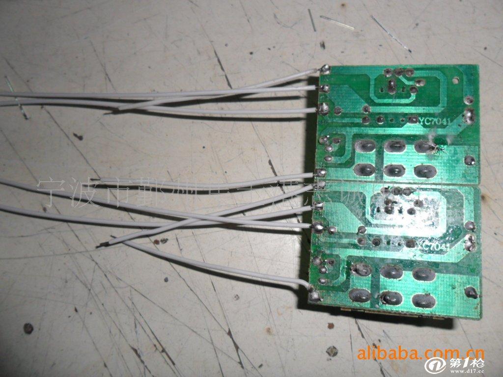 第一枪 产品库 电子元器件 线路板/电路板 供应定时蜡烛灯线路板,cob