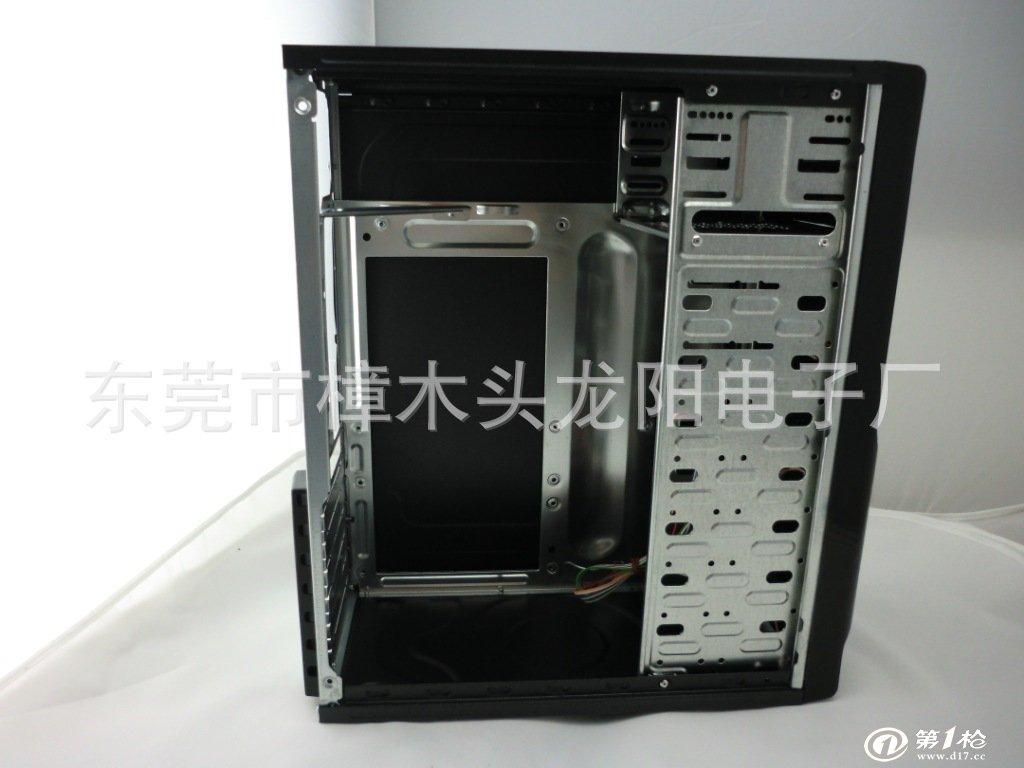 机箱厂家批发销售 龙阳台式电脑主机箱 前置usb接口 性价比高