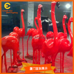 供应商场餐厅会所开业玻璃钢雕塑形象公仔定制生产厂家
