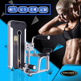 专业生产健身房专用腹部前屈训练器 大型商用健身器材
