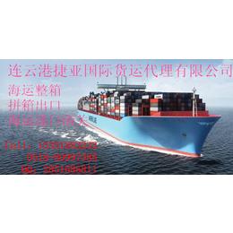 连云港国际海运物流公司