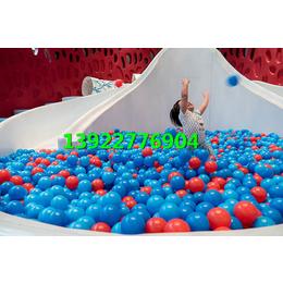 广东广州儿童室内游乐设备万人波波球厂家质量好大型海洋球池厂家缩略图