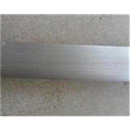 6082拉花铝管  直纹网纹拉花铝管材料硬度