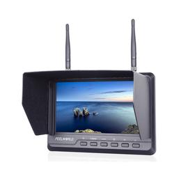 富威德 7寸航拍一体机监视器 无线双接收 FPV720 买球app缩略图