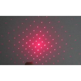 8mm规则满天星光栅镜片定制大角度小角度满天星适用迷你激光灯
