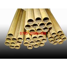 厂家直销H62薄壁黄铜管  电极铜管 紫铜盘管 铜管缩略图