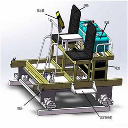 铁路检修车 铝合金<em>材质</em>高<em>铁</em>检测设备