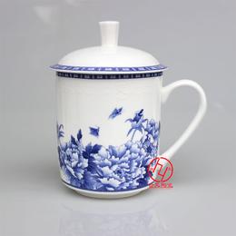 景德镇青花瓷茶杯价格