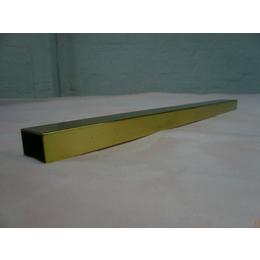 厂家直销供应环保黄铜管 异型铜管订做 椭圆形铜管 铜棒