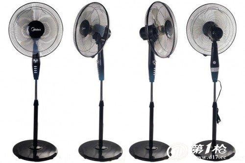 电风扇不转的维修方法