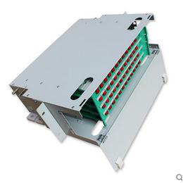48芯ODF配线架48芯ODF单元箱 机架式ODF网络配线