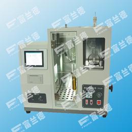 供应SHT0165自动高真空减压馏程测定仪厂家