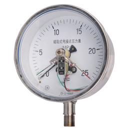 YX-60电接点压力表