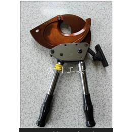 索日牌 棘轮线缆剪刀J95 手动断线钳 平安国际乐园电缆剪
