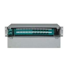 四十八芯ODF单元箱、四十八ODF光纤配线箱