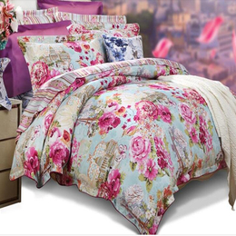 爱心布艺家纺-床上用品销售