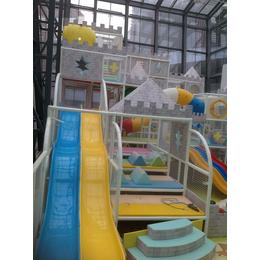 山西大同儿童乐园 室内儿童乐园 儿童游乐设备梦航玩具缩略图