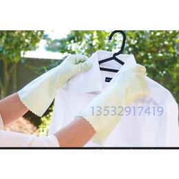 珍珠色时尚大方美观妈妈厨房洗碗洗衣拖地精美手套家务清洁手套