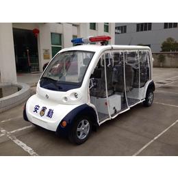 丽江8座电动巡逻车 车站安全巡防车 机场巡逻车