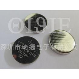 CR2450有源标签识别卡专用电池