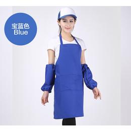 供应厂家直销2016新款热销广告围裙促销围裙纯色印制