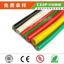 高温绝缘套管自熄管电器线路玻璃纤维管防火管高温护线管阻燃套管