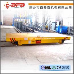供应16吨冶金工厂用低压轨道过跨车+龙门吊配套电动运输车价格