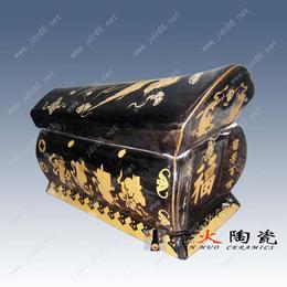 景德镇陶瓷棺材批发骨灰罐价格