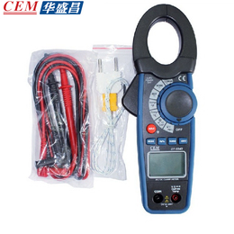 DT3345钳形表1000A交流钳表真有效值钳型表大电流钳