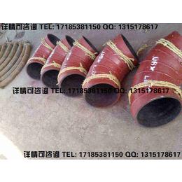 陶瓷复合管产品结构使用条件