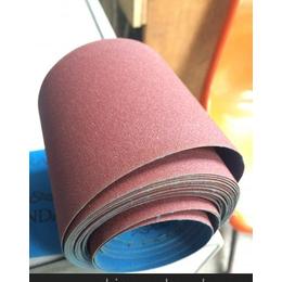 供应优质全树脂软砂布 砂带 木材金属抛光打磨