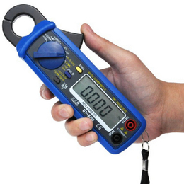 小钳口交直流钳形表数字钳形表电力DT9702