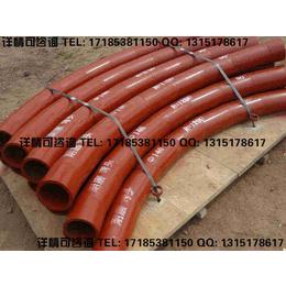 陶瓷复合管技术参数适用范围